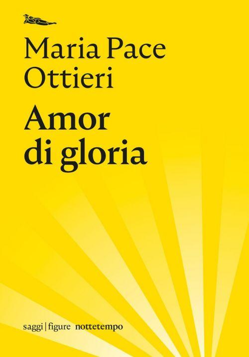 copertina libro amor di gloria