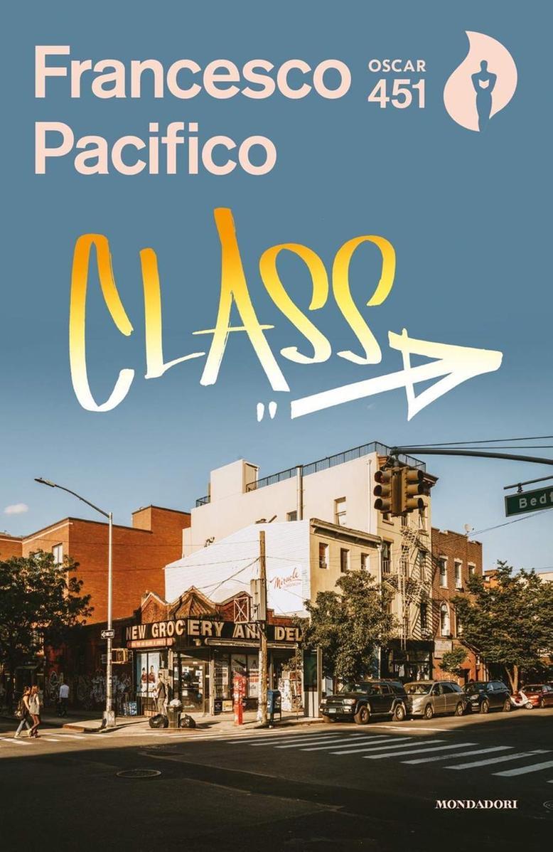 copertina libro class francesco pacifico